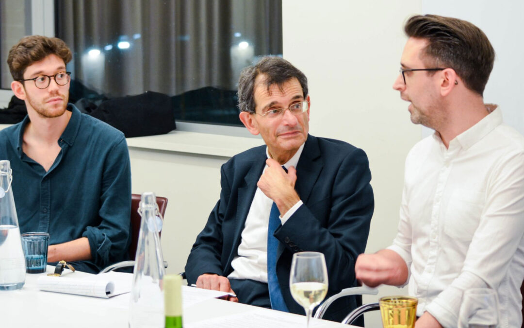 Thoughts on Professor Colin Mayer's talk 'Why Business needs Purpose' at Saïd Business School