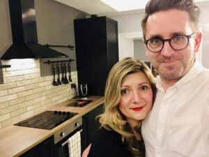 Cordial Fox Co-Founders Jasmin Egner & Adam Jennings