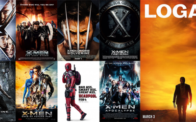 One of our founders reminisces on working on 9 of the 12 X-Men movies.